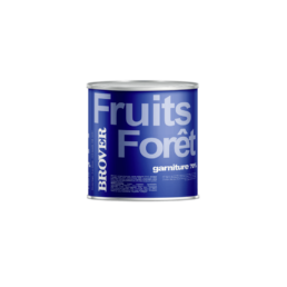 Fourrage Fruits foret - Patisserie