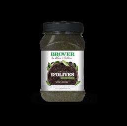Délice d'olives noires à tartiner - Restauration Snacking