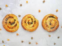 Escargots abricots et figues - Recette Bolangerie cubes abricots et figues - BROVER 2